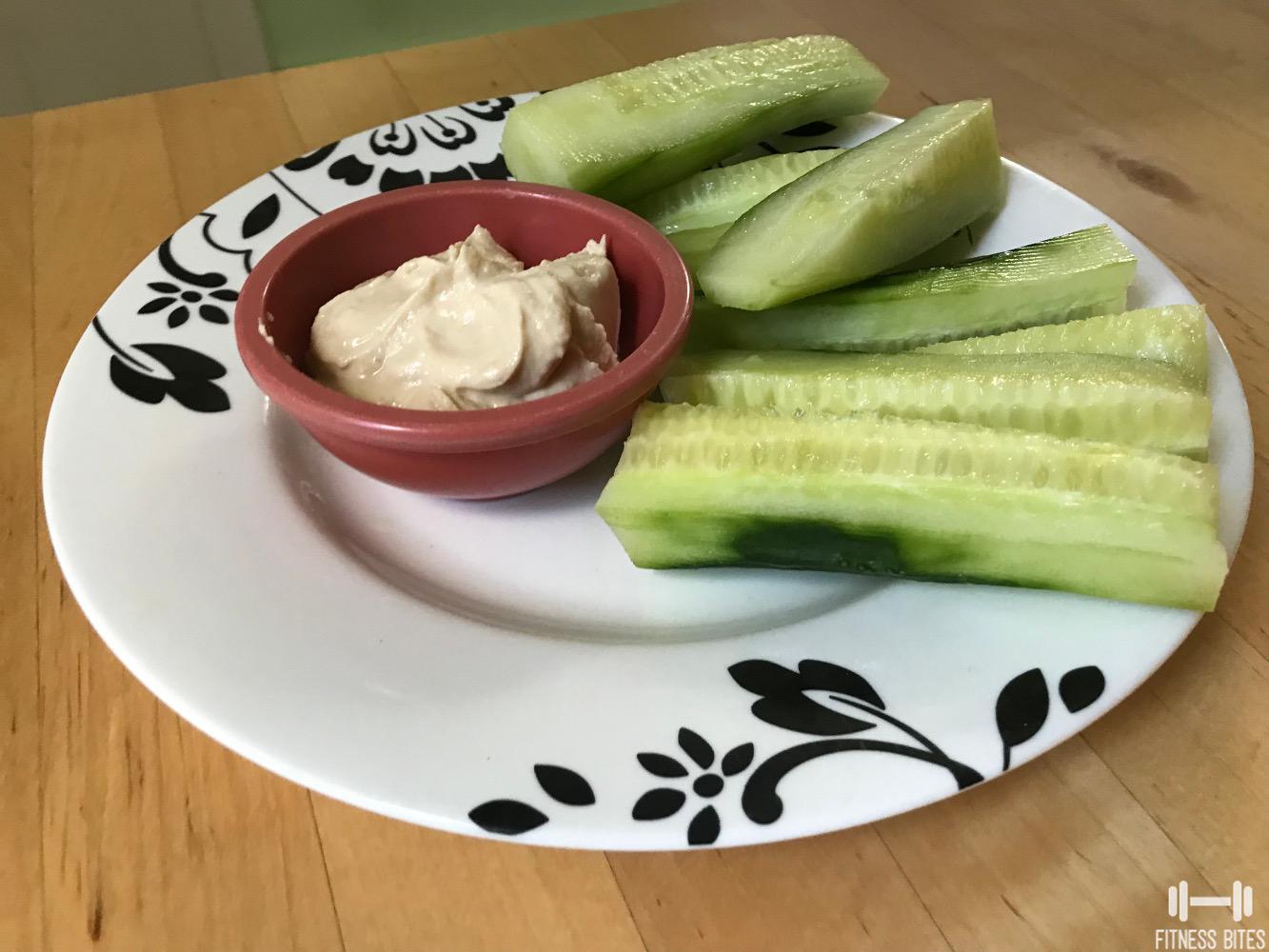 hummus-veggies
