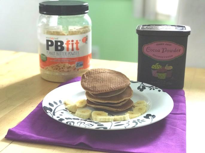 chocolate-pb-pancakes